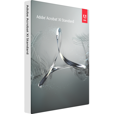 Buy Oem Adobe Acrobat Xi Standard Student And Teacher Edition